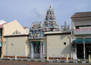 Sri Mahariamman Template