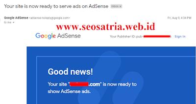 Jasa Review Site Adsense - Seo Satria