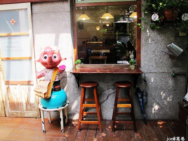 IMG 0231 - 【台中美食】窩巷 hidden lane 隱藏在巷弄間的甜點店 |咖啡 | 甜點|巷弄美食|蛋糕|藍梅塔|台中甜點店|老屋甜點|下午茶|