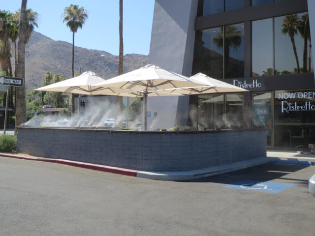 Outdoor Misting Systems: An Important Part of Your Covid-19 Restaurant Reopening Strategy