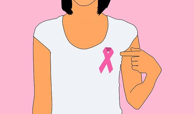 Munculnya kanker payudara pada umumnya ditandai dengan adanya benjolan keras dan terasa menyakitkan.