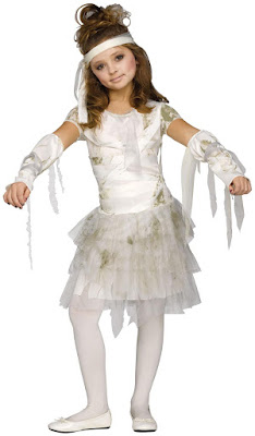 Mummy Child Costume at PartyBell.com