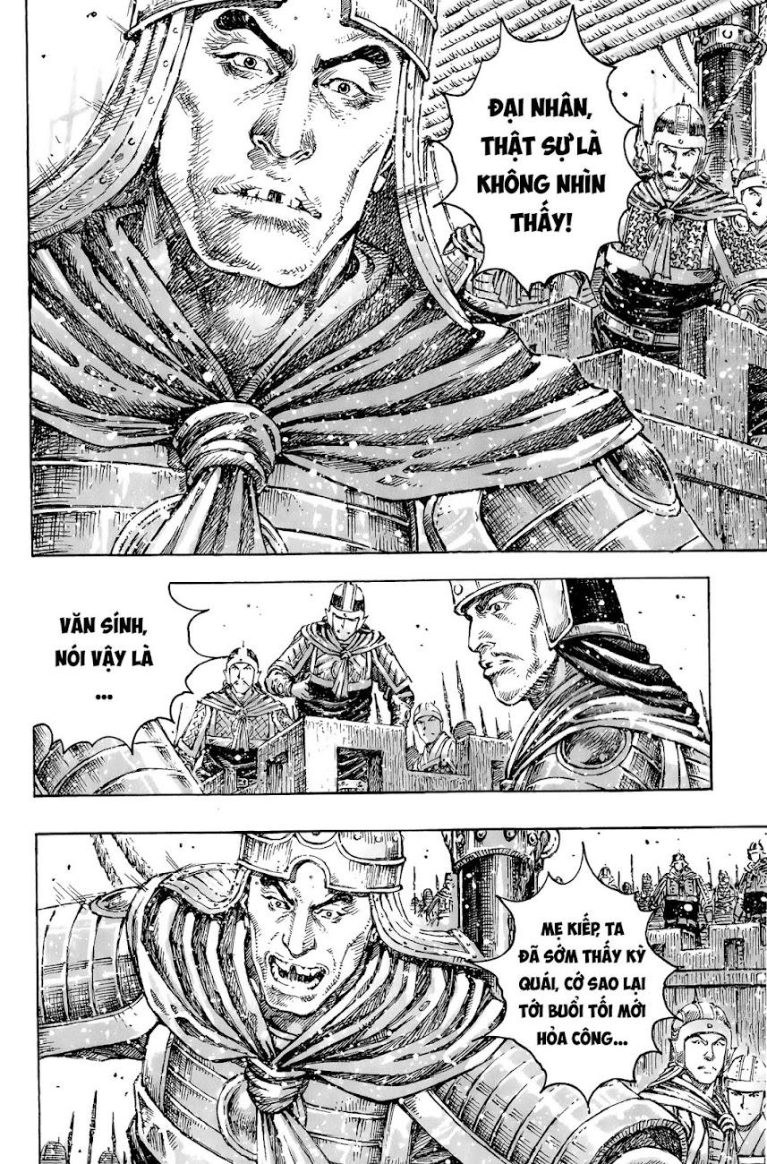 Hỏa phụng liêu nguyên Chương 420: Giương đông kích tây [Remake] trang 20