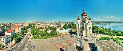 Хабаровск фото