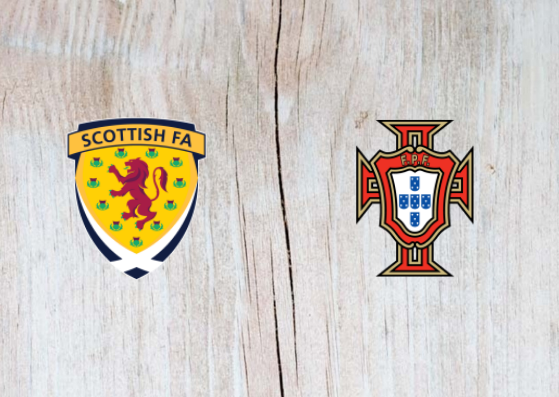 Scotland vs Portugal Full Match & Highlights 14 October 2018