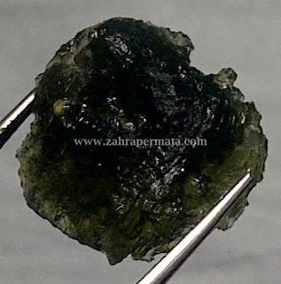 Batu Permata Moldavite - ZP 284