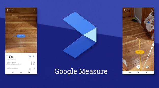 Measure - Η εφαρμογή της Google που μετράει αντικείμενα με τη κάμερα του smartphone σας