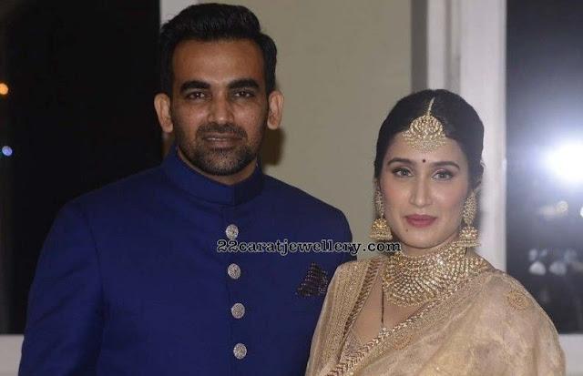 Zaheer Khan Sagarika Ghatge Wedding