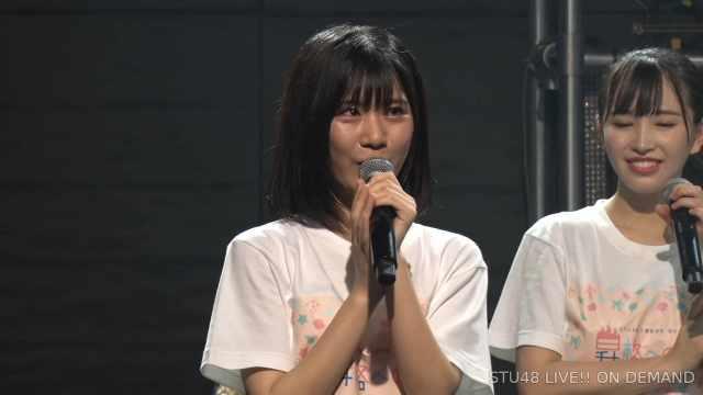 STU48 210717 2nd Gen Kenkyuusei