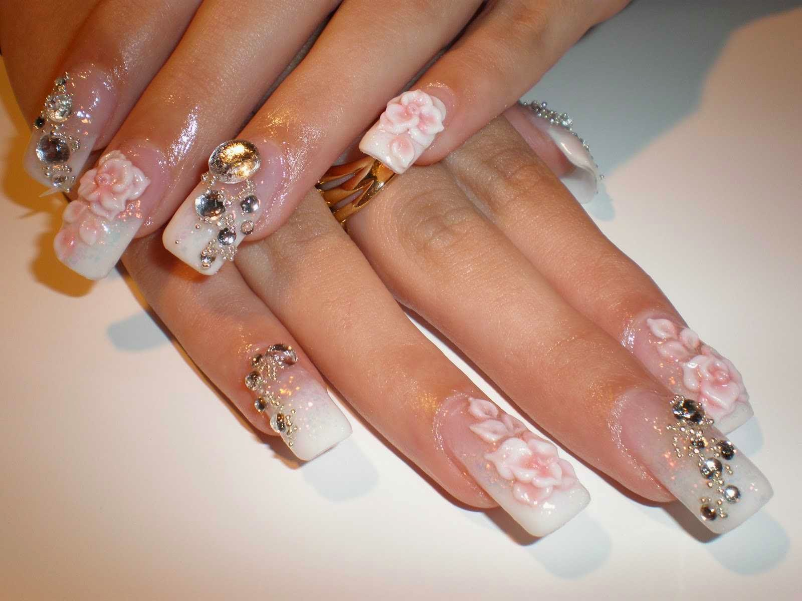 Very cute nails art image download free all hd - Nails wallpaper download ...