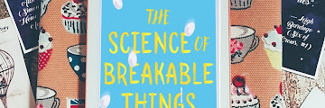 #BookReview The Science of Breakable Things by Tae Keller