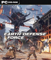 EARTH DEFENSE FORCE: IRON RAIN Torrent (2019) PC GAME Download
