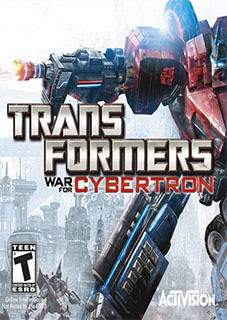 Transformers War for Cybertron Torrent (PC)