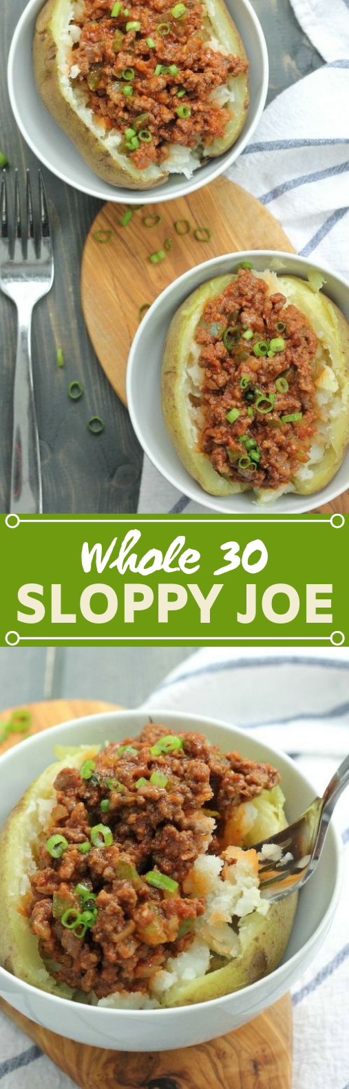 Whole30 Sloppy Joe Bowls #healthy #easy