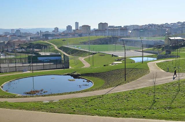 Parque de Adolfo Suárez