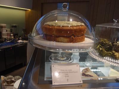 Basil Butter Pound Cake