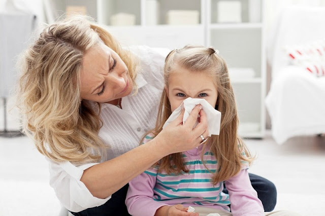 kesehatan, pilek, selesma, batuk, flu, infuenza
