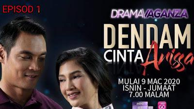 Tonton Drama Dendam Cinta Arissa Episod 1