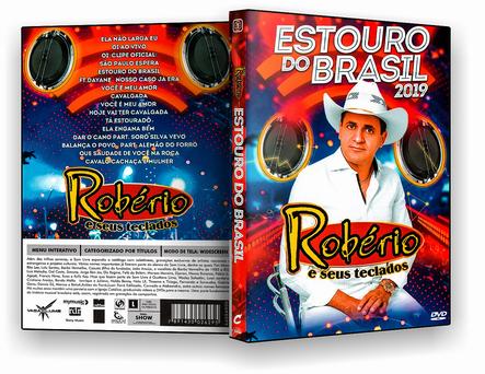 DVD ROBERIO E SEUS TECLADOS ESTOURO DO BRASIL - ISO