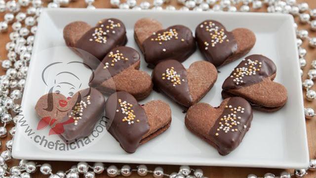 طريقة عمل بيتي فور الشوكولاته