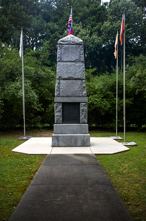 New Echota | Cherokee Indian Memorial | Photo: Travis Swann Taylor