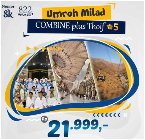 umrah milad plus thaif