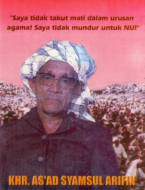 Dakwah Ramah, Kiai Asad Syamsul Arifin Berhasil Insyafkan Kawanan Bajingan