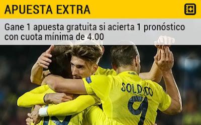 bwin bono 50 euros Villarreal vs Liverpool europa league 28 abril