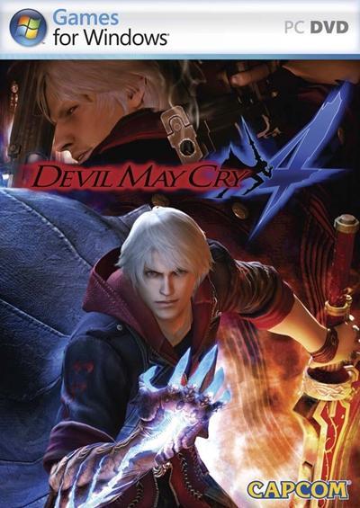 Devil May Cry 4 PC Full Español Descargar