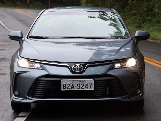 Toyota Corolla XEi 2020 2.0 Flex Automático