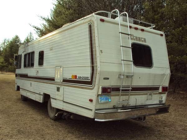 Used Rvs Part Only 1982 Winnebago Itasca Sun Cruiser
