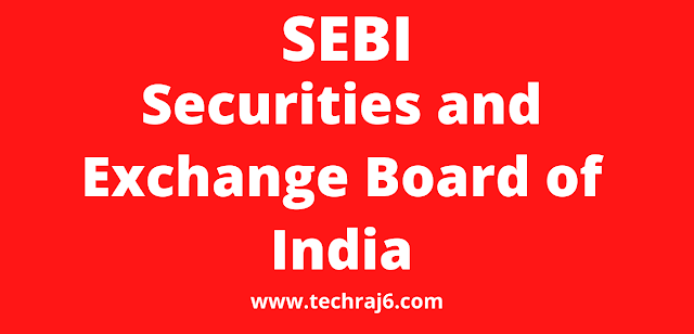SEBI full form, what is the full form of SEBI
