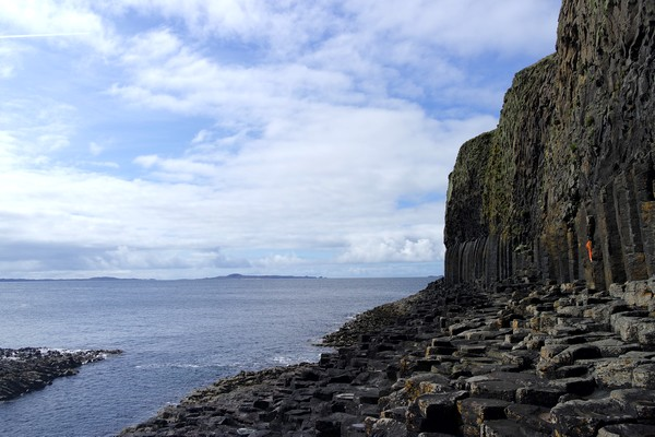 écosse highlands île mull staffa
