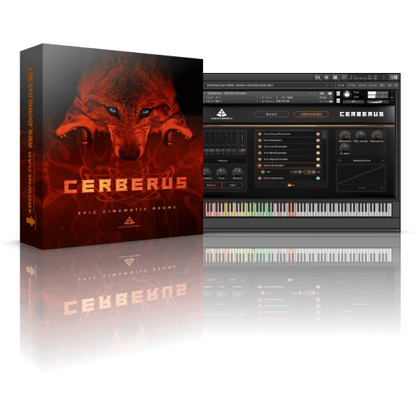 Audio Imperia Cerberus v1.1.0 KONTAKT Library