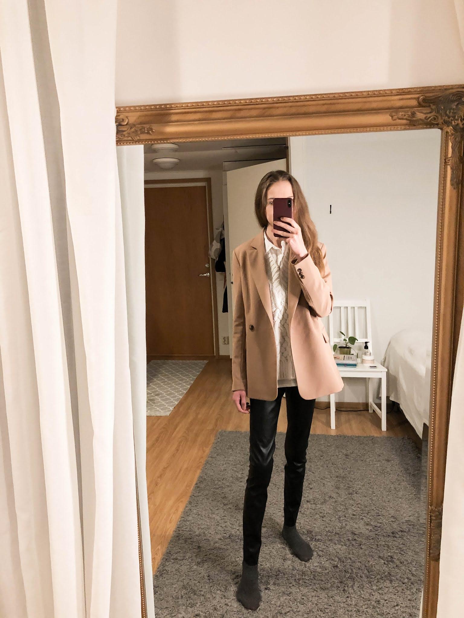Inspiraatiota työpukeutumiseen // Work outfit inspiration