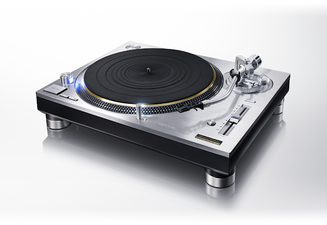 Direct Drive Turntable System Grand Class SL-1200GAE 50th Anniversary Limited Edition