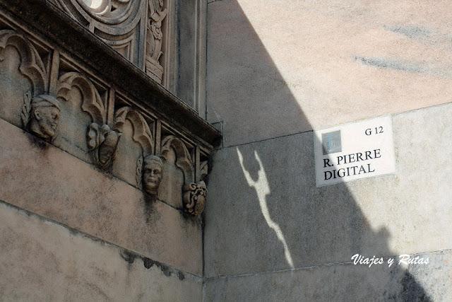 Donación para la restauración de la catedral de Milán