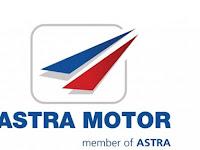 Lowongan Kerja Astra Motor -Penerimaan Karyawan Juli - September 2020