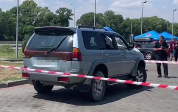 Затримано чоловіка, який розстріляв авто на трасі Київ-Одеса