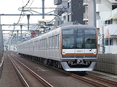 【ダイヤ改正前に廃車!】西武池袋線 準急 保谷行き1 東京メトロ7000系