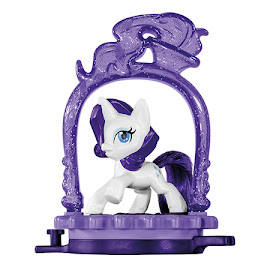 My Little Pony Happy Meal Toy Rarity Figure by McDonald's