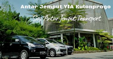 Transfer In / Out YIA Kulonprogo || Antar Jemput Bandara YIA Kulonprogo