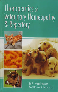 Therapeutics of Veterinary Homeopathy and Repertory 5th Impression