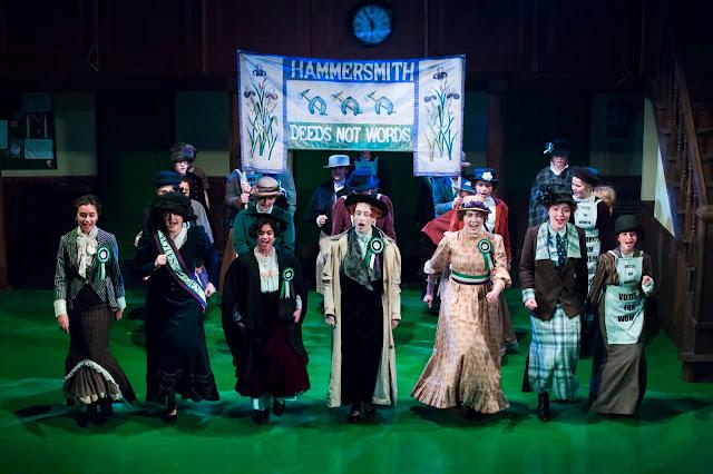 Russell Hepplewhite & Helen Eastman: The Price - W11 Opera in 2016