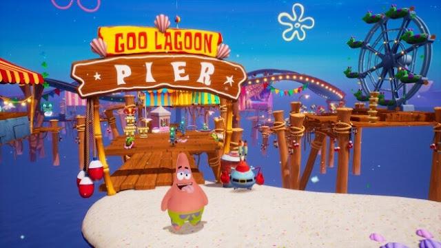 تحميل لعبة سبونج بوب SpongeBob : Battle for Bikini Bottom