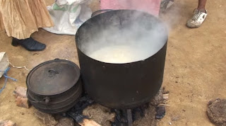 Zulu tribes people have a long steeped tradition of beer making. For generations homemade beer or Ubhiya in the Zulu language has played an essential role in Zulu rituals and traditions.
