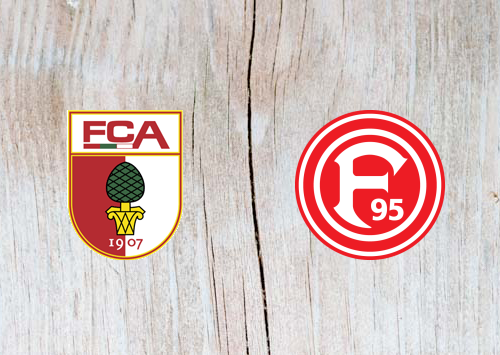 Augsburg vs Fortuna Dusseldorf -Highlights 17 December 2019