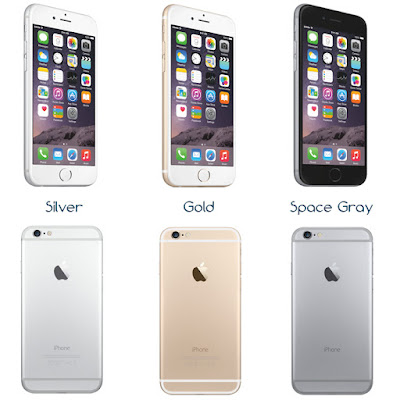 iPhone 6S renk çeşitleri