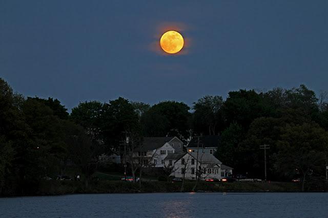 Super Lua de 2012 - EUA