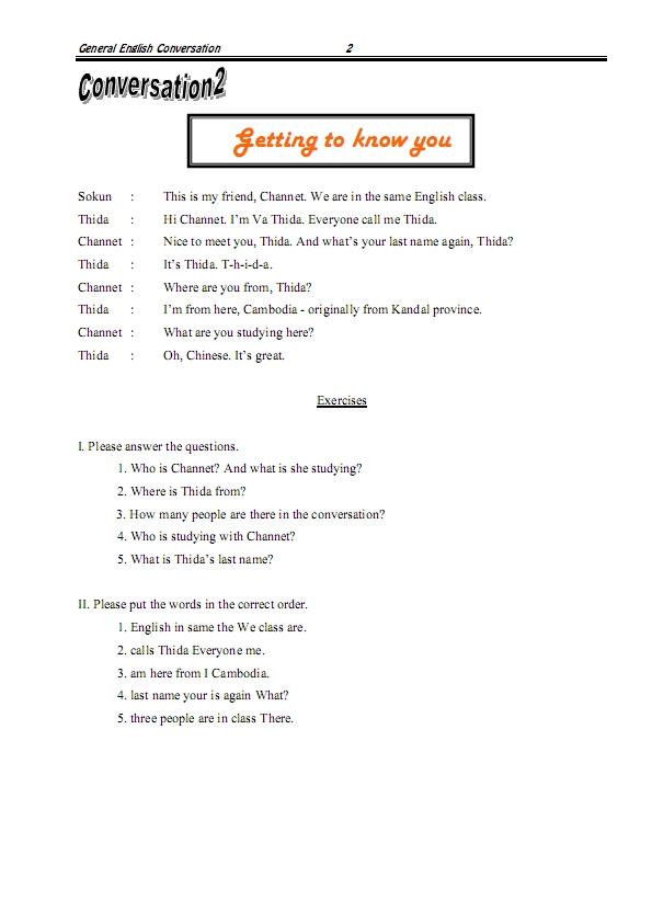 KHMER ENGLISH CONVERSATION PDF - Tech Pdf